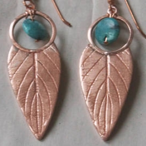 Copper and Mixed Metal Jewelry